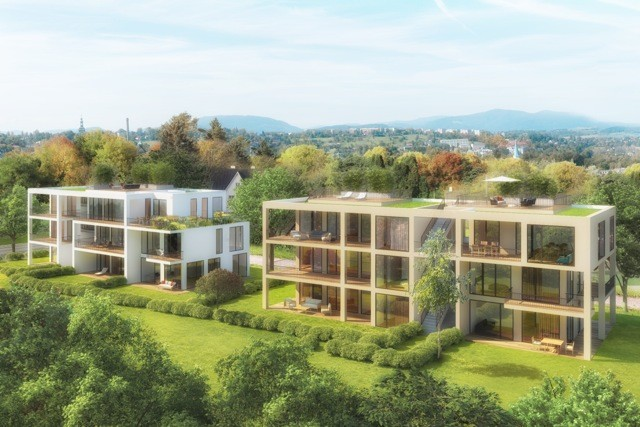 Projekt Am Fuße des Ruckerlbergs